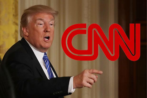 1.BÜYÜK MEDYA SAVAŞI:CNN 1-TRUMP 0