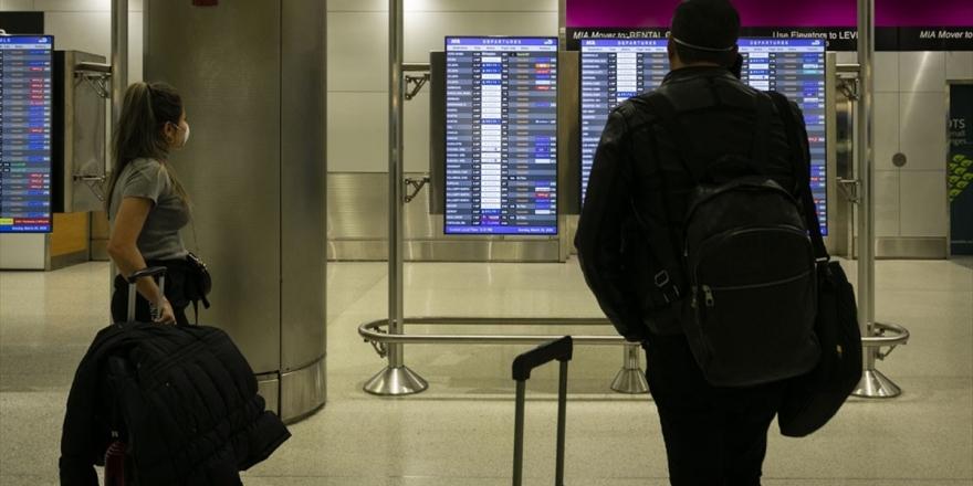 ABD, Kovid-19 Nedeniyle İlan Ettiği 4. Seviye Global Seyahat Uyarısını Kaldırdı