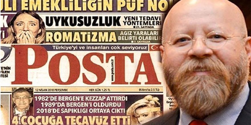 Posta Genel Yayın Yönetmeni Rıfat Ababay istifa etti