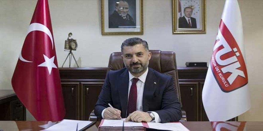 RTÜK'ten KRT ve çok sayıda TV'ye idari para cezası
