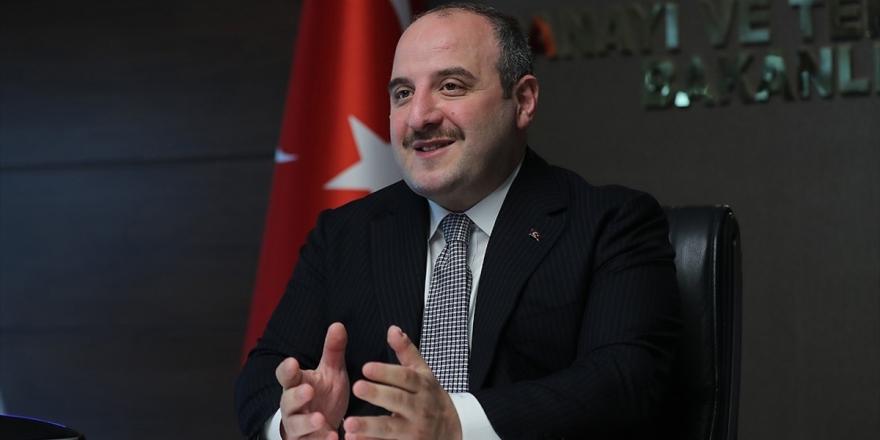 Sanayi Ve Teknoloji Bakanı Varank: Dünyada En Hızlı Toparlanan İlk Beş Ülkeden Biri Olduk