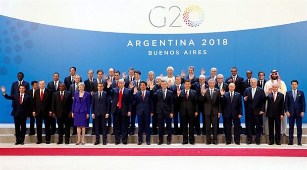 G-20 ZİRVESİ,RUSYA'NIN UYARISI İLE BAŞLADI