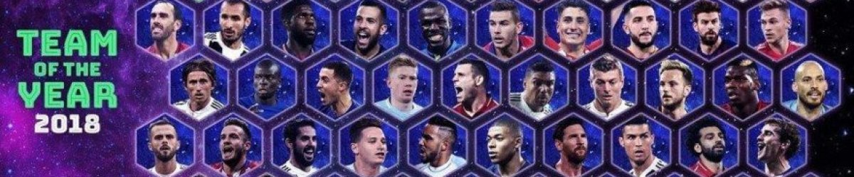 UEFA Yılın 11'i Adaylarını Açıkladı!
