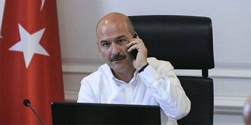 CHP'den İçişleri Bakanı Soylu hakkında suç duyurusu