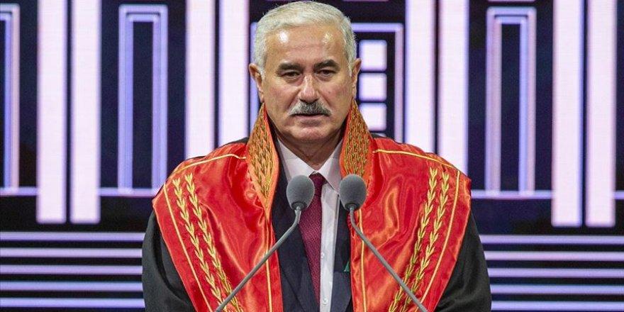 Yargıtay Başkanı Akarca: Hukuk bağımsızlığımıza saygı duymayanlardan yargı bağımsızlığı dersi almamız mümkün değil
