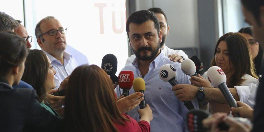 Duruşmada CHP Genel Başkan Yardımcısı Bülent Tezcan'ı suçladı