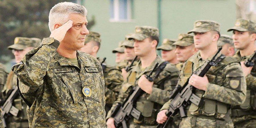 KOSOVA ORDUSU KURULMASINA NATO VE AVRUPA BİRLİĞİ'NDEN TEPKİ
