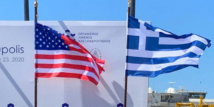 ABD ve Yunanistan'dan Türkiye Sınırında Yeni Hamle!