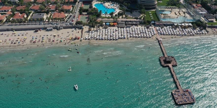 Ege'de Turizm Hareketliliği Eylülde De Sürüyor