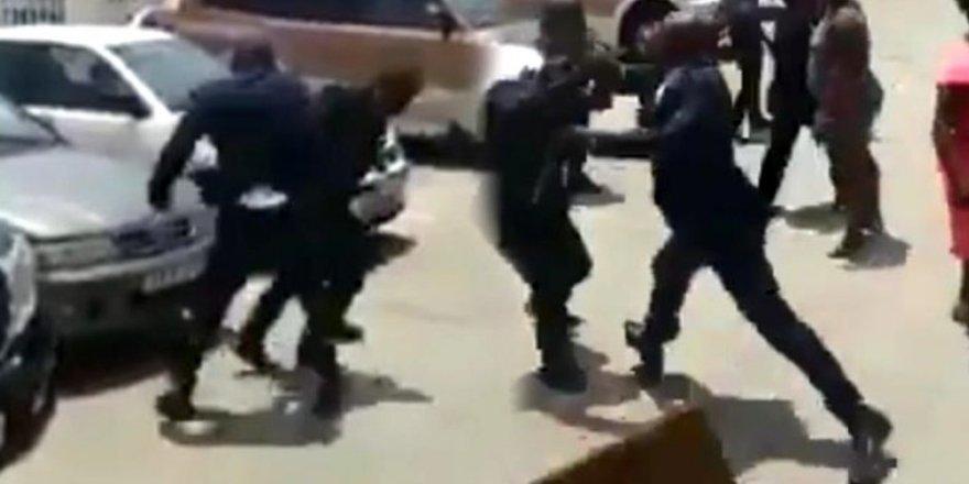 Devlet Başkanı Bakanı Tekme Tokat Dövdü!