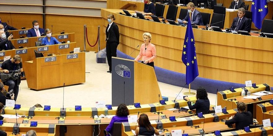 Ab Komisyonu Başkanı Von Der Leyen: Doğu Akdeniz'de Gerginliğin Düşürülmesi Hepimizin Ortak Çıkarınadır
