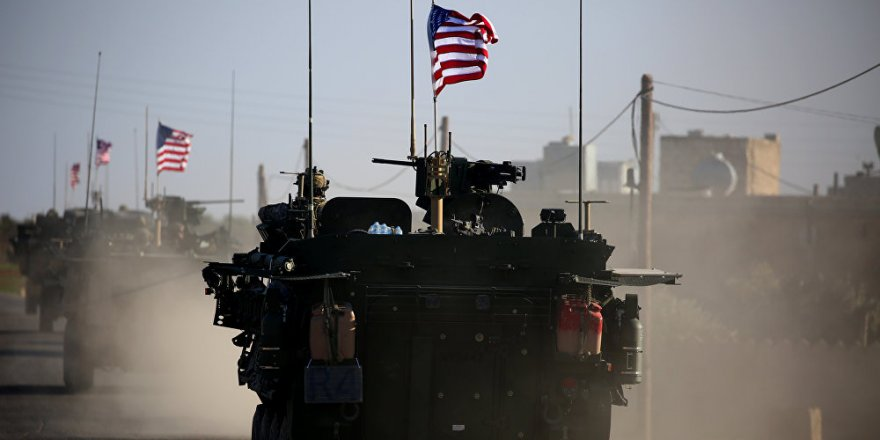 ABD den Suriyeli Muhaliflere Gözdağı: Fırat'ın Doğusundan Uzak Durun