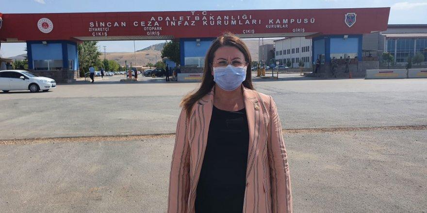 CHP'li Karaca'dan Cezaevindeki Gazeteci Müyesser Yıldız'a Ziyaret