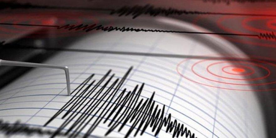 Niğde'de Korkutan Deprem