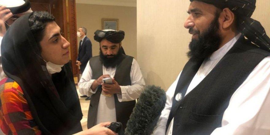 Bir Kadın Muhabirin Gözüyle Afgan Barış Görüşmeleri