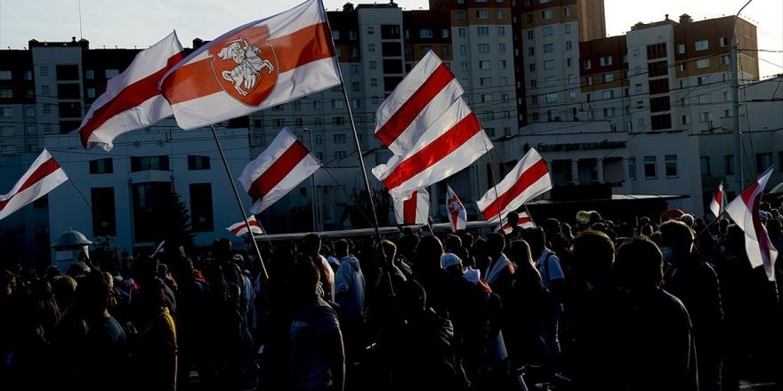 Ab Rumlar Yüzünden Belarus'a Yaptırım Uygulayamayabilir