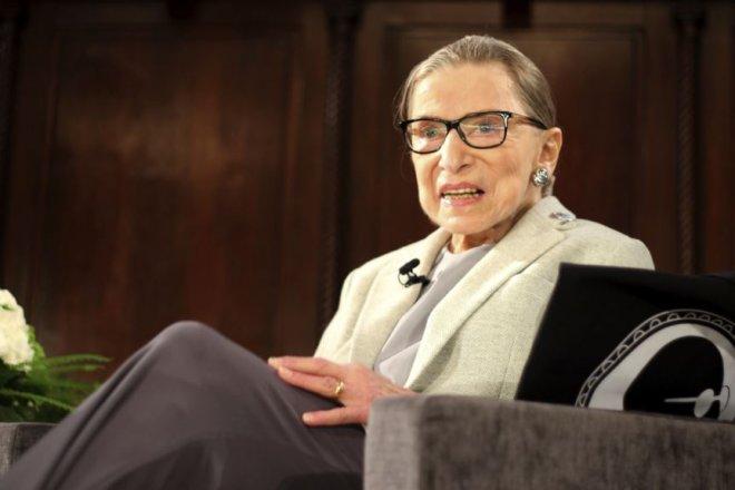 Anayasa Mahkemesi Yargıcı Ginsburg Yaşamını Yitirdi