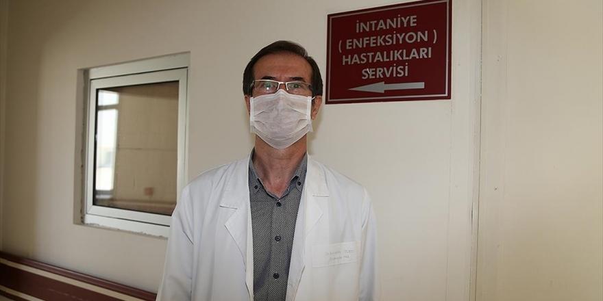 'Servisten Kaçmaya Çalışan Kovid-19 Hastası Da Oldu, Eşinin Cenazesine Gidemeyen De'