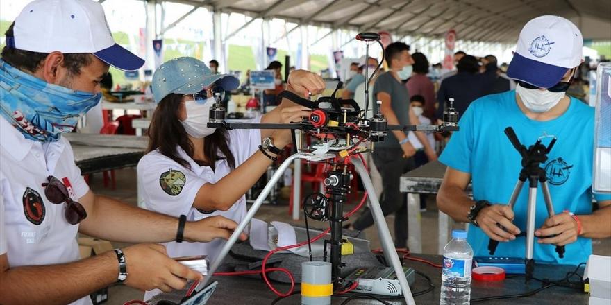 Teknofest Üniversitelerin Sosyal Bilimler Bölümlerindeki Öğrencilerinde ilgisini çekiyor
