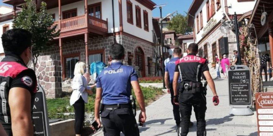 Ankara'da Osmanlı Ülkü Ocaklarına Şok Baskın!