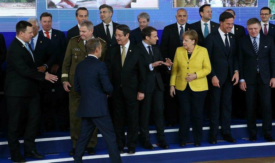AB üyesi ülkelere Avrupa Komisyonu'ndan Yeni Göç ve İltica Planı