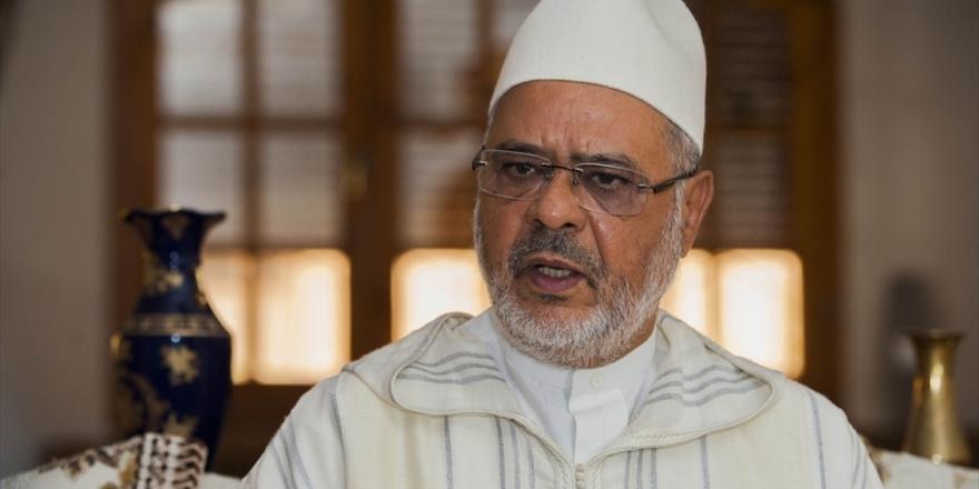 Dünya Müslüman Alimler Birliği Başkanı Raysuni: Müslüman Alimler, Filistin'i Korumak İçin Seferber Olmuş Durumda