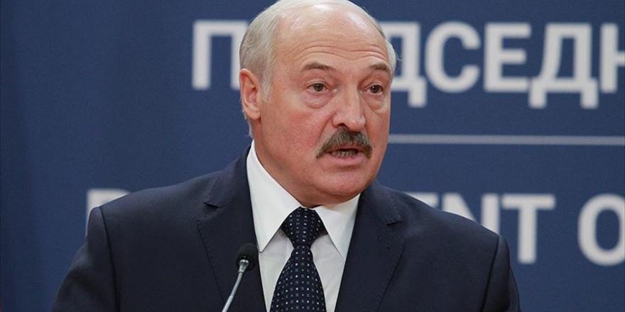 Belarus Cumhurbaşkanı Lukaşenko: Kimseden Meşruiyetimi Tanımasını Ya Da Tanımamasını İstemedik