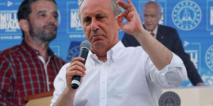 Mümtaz'er Türköne'nin Tahliyesine 'İnce' Yorum