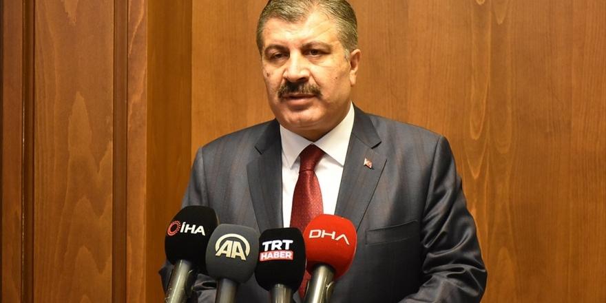 Sağlık Bakanı Koca: Son Bir Haftadır Alınan Tedbirler Sayesinde Vaka Artış Hızımız Kontrol Altına Alındı
