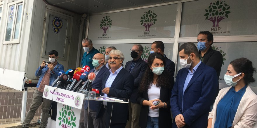 HDP'li Sancar: Bu Bir İntikam Operasyonudur