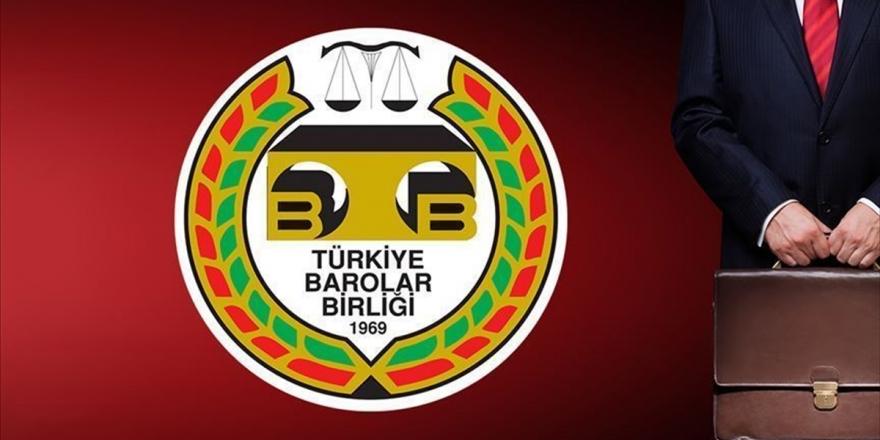 Türkiye Barolar Birliği İstanbul'da İkinci Baro Kurulması İçin Yetki Verdi