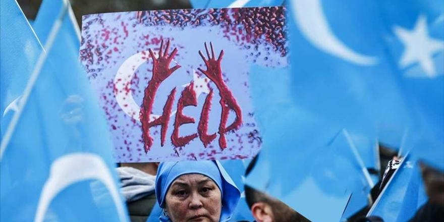 Uygur Aktivist Abdulreşit Bm'de Konuştu: Halkıma Karşı İşlenen Bir Soykırım Var