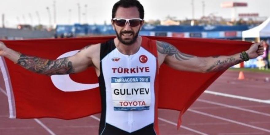 Ramil Guliyev'den tarihi zafer: 35 yıllık rekoru kırdı