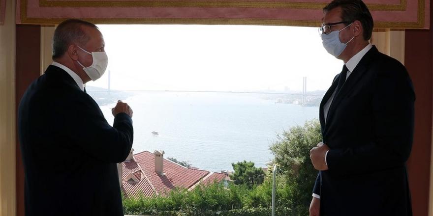 Sırbistan, Türkiye İle Dostane İlişkilerini Daha Fazla Geliştirmek İstiyor