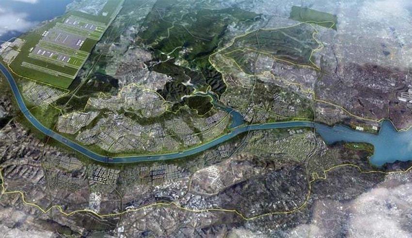 Kanal İstanbul projesinde jet hızıyla uygulama: Bakanlık 4 araziyi imara açtı