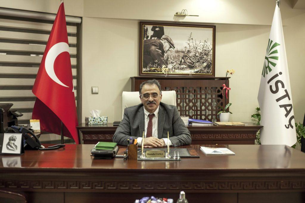 İSTAÇ Genel Müdürü Mustafa Canlı koronavirüs nedeniyle hayatını kaybetti