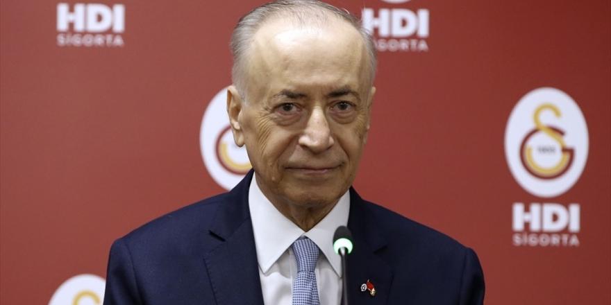 Galatasaray Kulübü Başkanı Cengiz: Dünyada İlk 5'e Giren Bir Derbi
