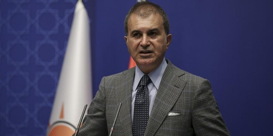 Ak Parti Sözcüsü Çelik, Ermenistan'ın Azerbaycan'a Yönelik Saldırısını Kınadı