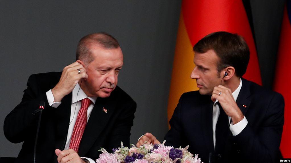 """Macron: """"Türkiye'nin Karabağ Açıklamaları Endişe Verici"""""""