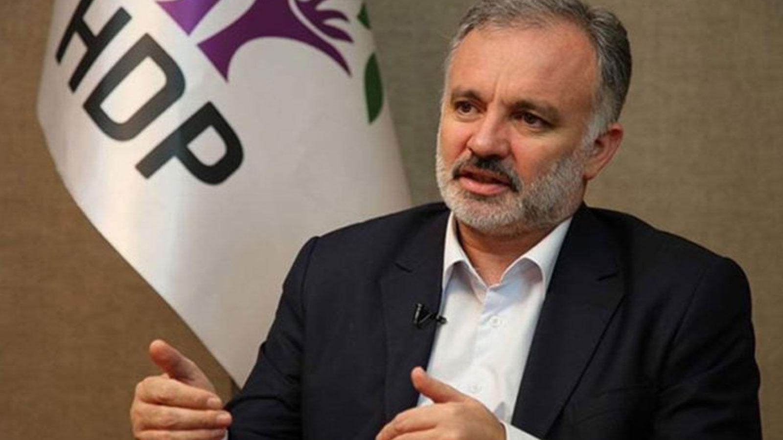 HDP'li Belediye Başkanı Bilgen'den İstifa Kararı