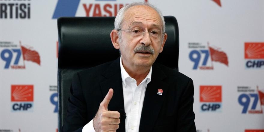 Chp Genel Başkanı Kılıçdaroğlu: Ermenistan'ın İşgal Ettiği Azeri Topraklarından Çekilmesi Lazım