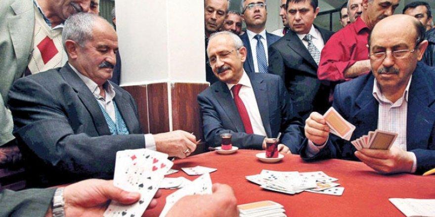 """Kılıçdaroğlu: """"Çıksın Karşıma Briç Oynayalım"""""""