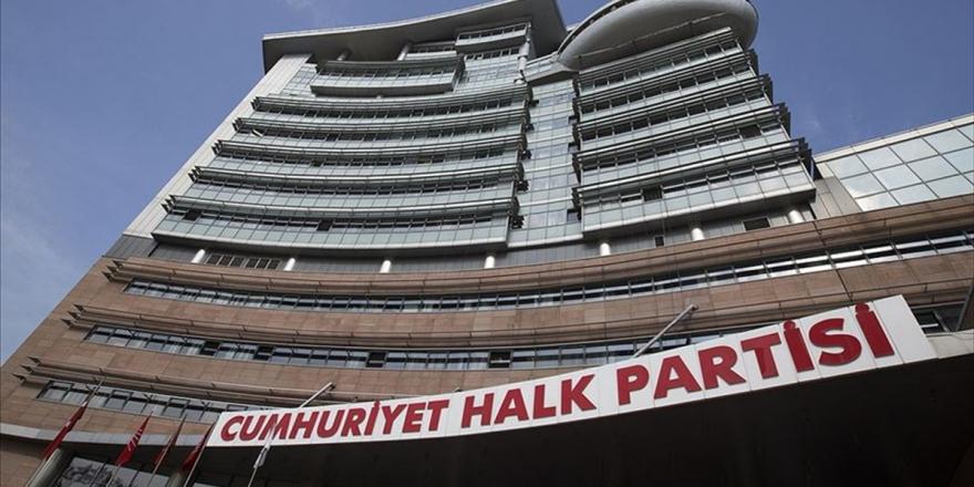 CHP PM'de Kritik Karar