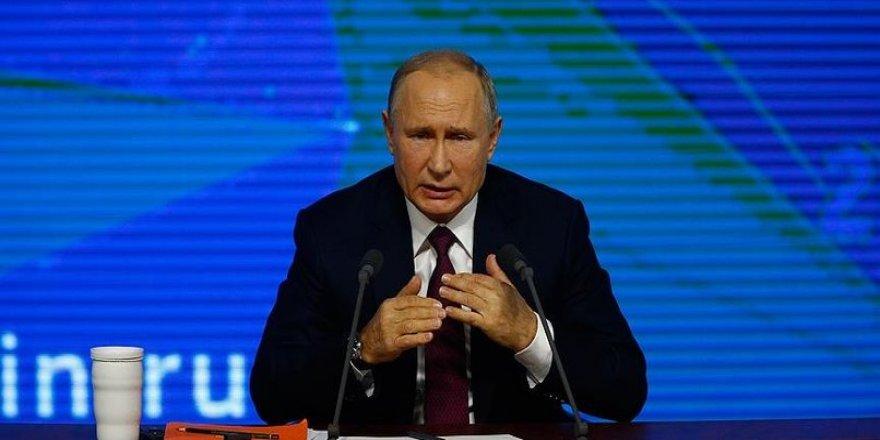 Putin'den ABD'nin Suriye'den 'çekilme' kararıyla ilgili ilk açıklama