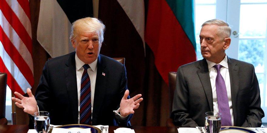 ABD Savunma Bakanı Mattis Şubat'ta görevinden ayrılıyor