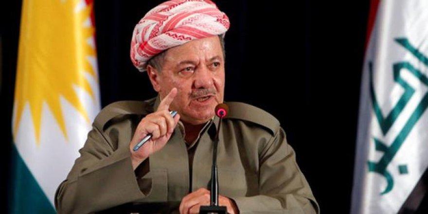 Barzani, ABD'nin Suriye'den çekilme kararı için ne dedi?