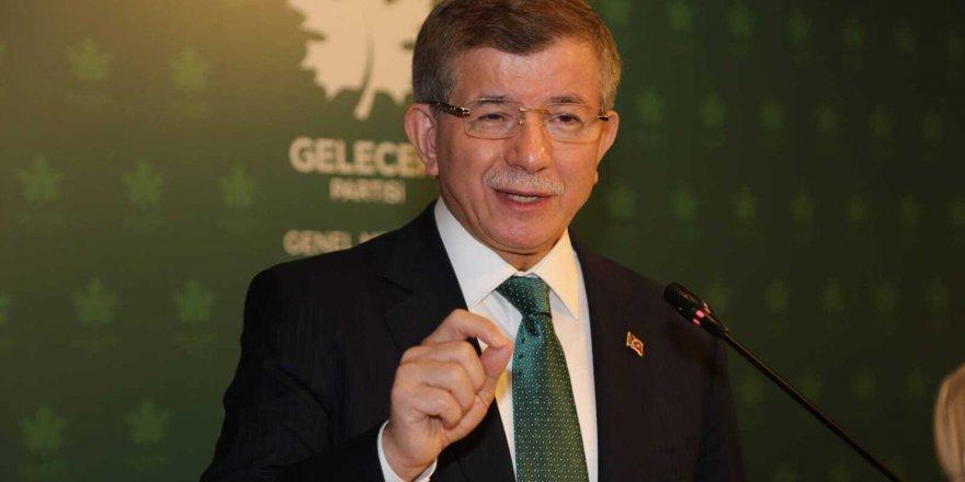 Davutoğlu'ndan Bahçeli'ye 'Siyasi atık' cevabı…
