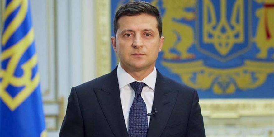 Ukrayna Devlet Başkanı Zelenskiy Yarın Türkiye'yi Ziyaret Edecek