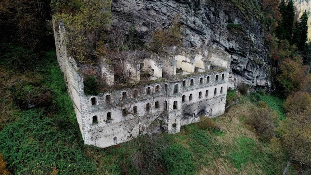 Vazelon Manastırı'nın restorasyonuna ket!