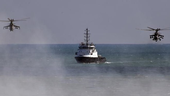 6 Savaş Gemisi Katılıyor